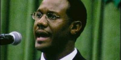 M.L. King Convocation
